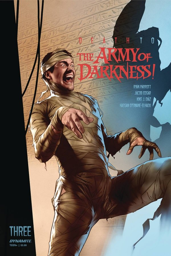 DEATH TO ARMY OF DARKNESS #3 CVR A OLIVER *