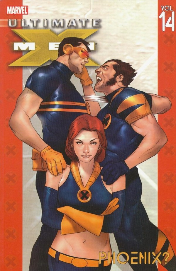 ULTIMATE X-MEN VOL 14 SC