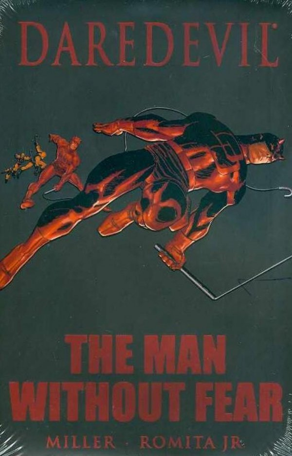 DAREDEVIL THE MAN WITHOUT FEAR HC (STANDARD COVER) **