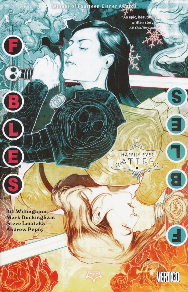 FABLES TP VOL 21 HAPPILY EVER AFTER