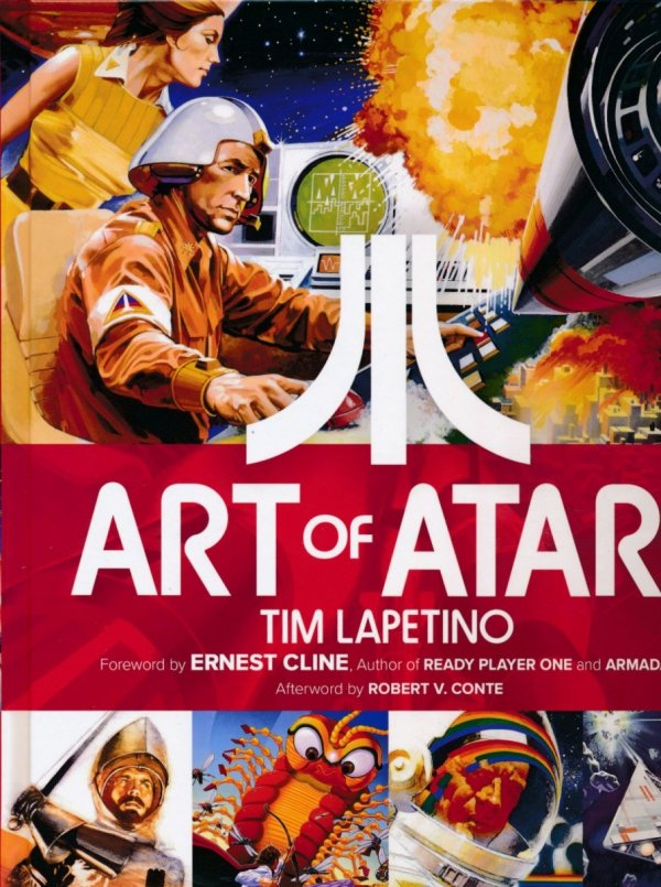 ART OF ATARI HC (REGULAR)