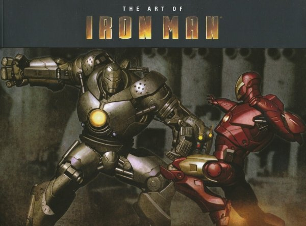ART OF IRON MAN SC *