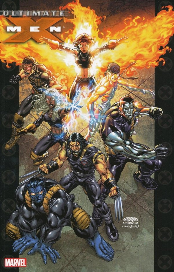ULTIMATE X-MEN ULTIMATE COLLECTION VOL 02 SC