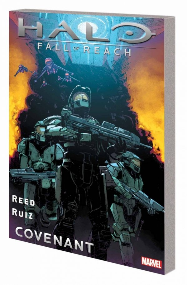 HALO FALL OF REACH COVENANT SC *