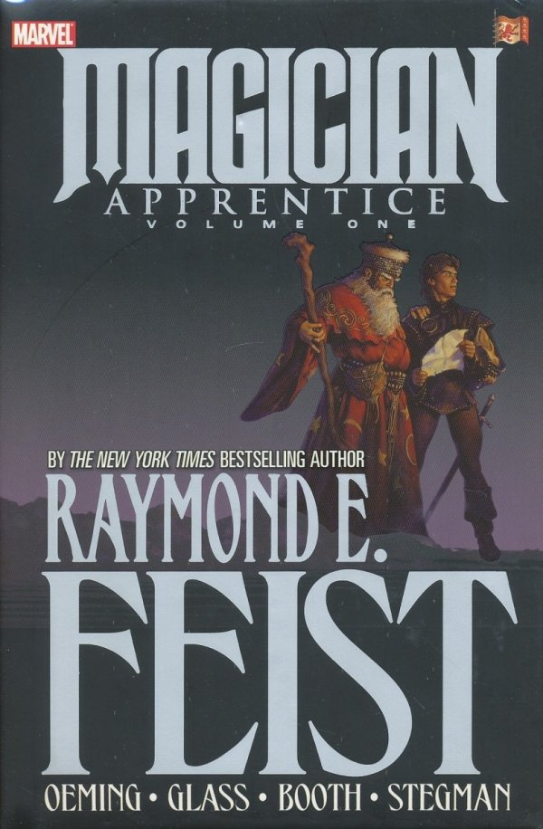 RAYMOND E FEISTS MAGICIAN APPRENTICE VOL 01 HC (VARIANT COVER)