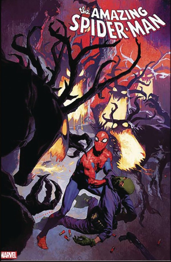 AMAZING SPIDER-MAN #47 SPENCER SGN *