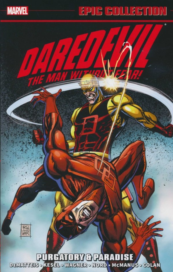 DAREDEVIL EPIC COLLECTION PURGATORY AND PARADISE SC