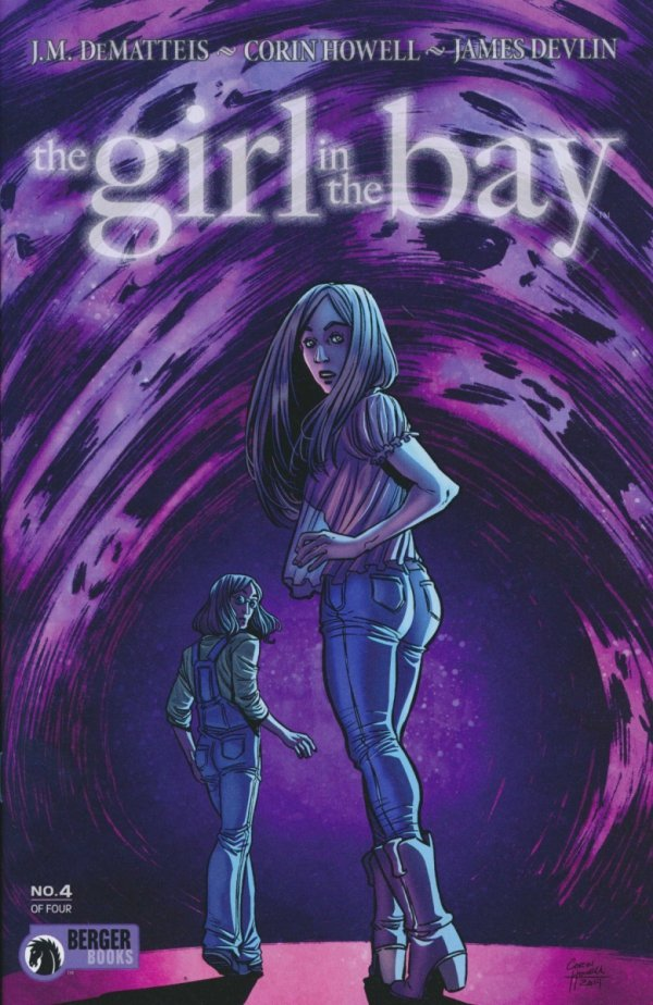 GIRL IN THE BAY #4