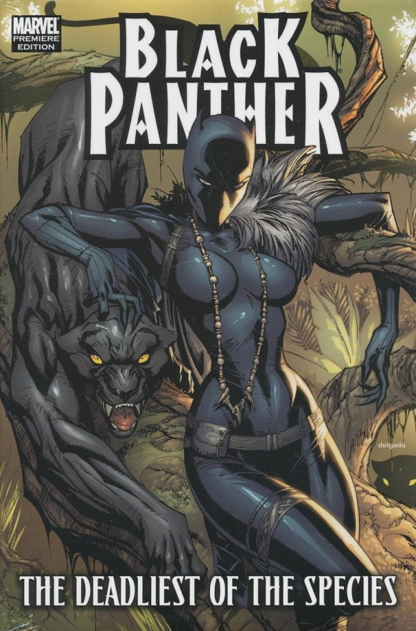 BLACK PANTHER THE DEADLIEST OF THE SPECIES HC