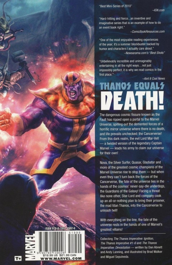 THANOS IMPERATIVE SC