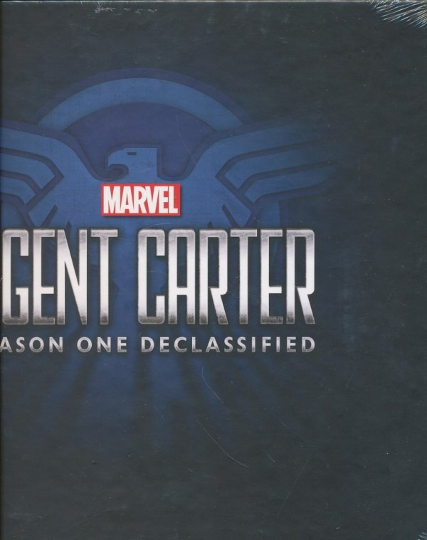AGENT CARTER SEASON ONE DECLASSIFIED HC (BOX)