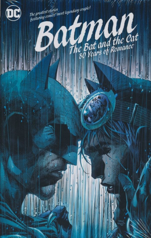 BATMAN THE BAT AND THE CAT 80 YEARS OF ROMANCE HC