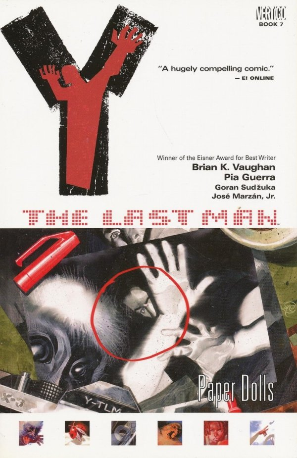 Y THE LAST MAN VOL 07 PAPER DOLLS SC