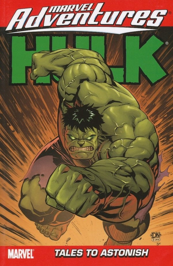 MARVEL ADVENTURES HULK VOL 04 SC