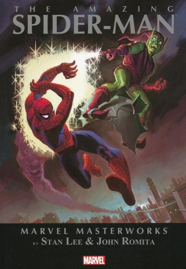 MARVEL MASTERWORKS THE AMAZING SPIDER-MAN VOL 07 SC (STANDARD COVER) *