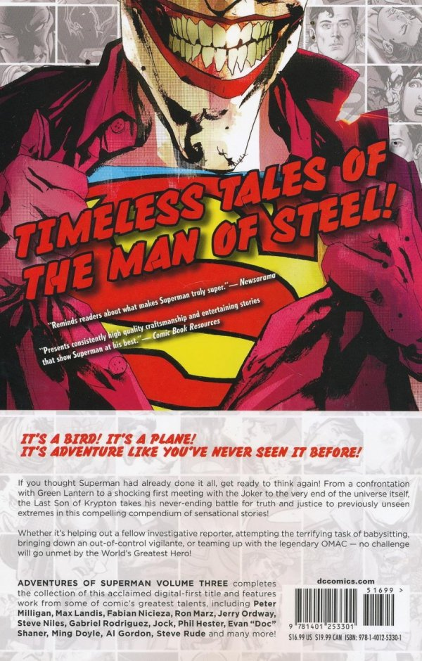 ADVENTURES OF SUPERMAN VOL 03 SC