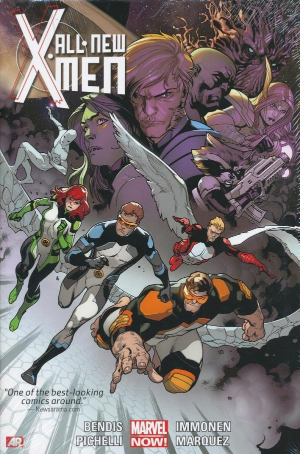 ALL NEW X-MEN HC VOL 03 *