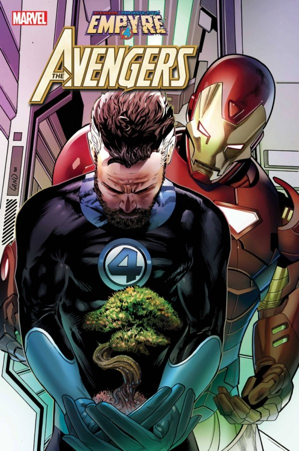 EMPYRE AFTERMATH AVENGERS #1 *