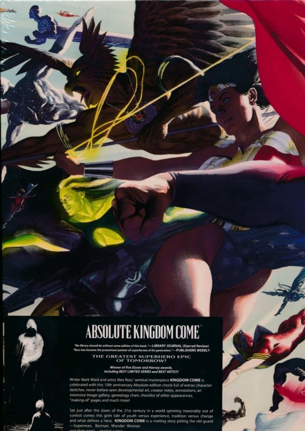 ABSOLUTE KINGDOM COME HC (BOX) (NEW EDITION)