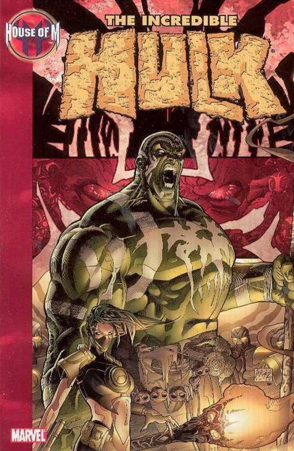 HOUSE OF M THE INCREDIBLE HULK SC *