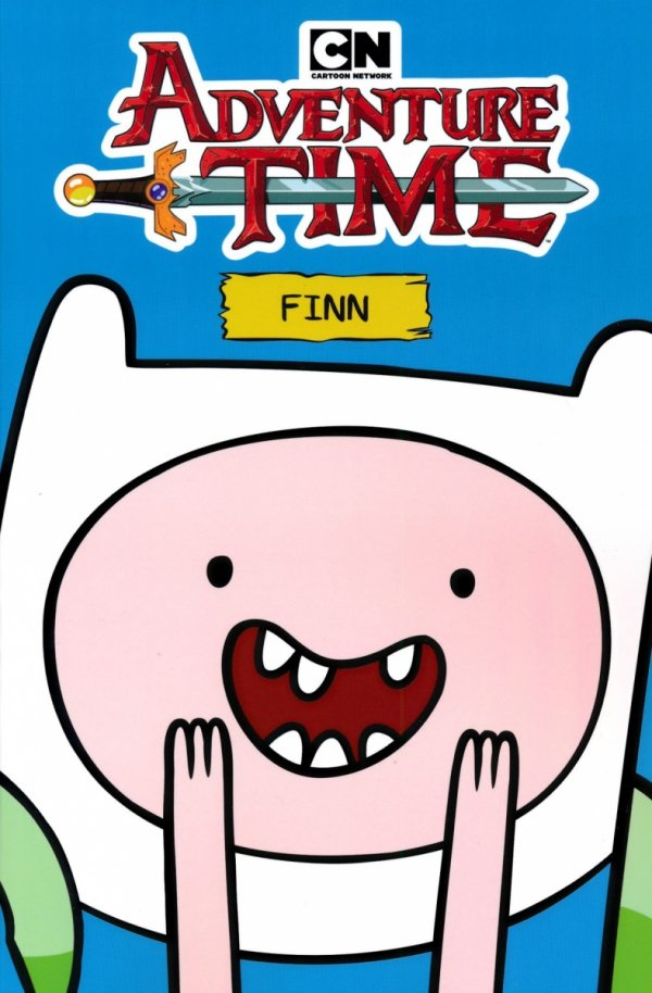 ADVENTURE TIME FINN SC