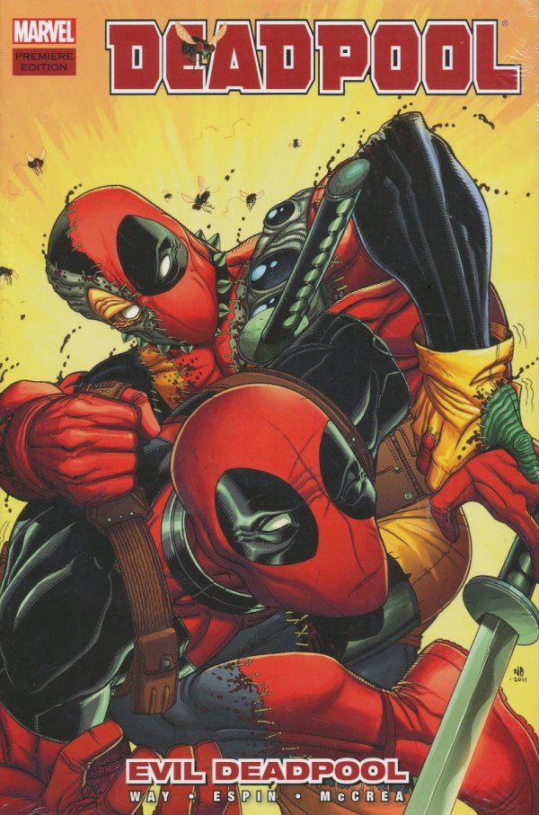 DEADPOOL VOL 10 EVIL DEADPOOL HC *