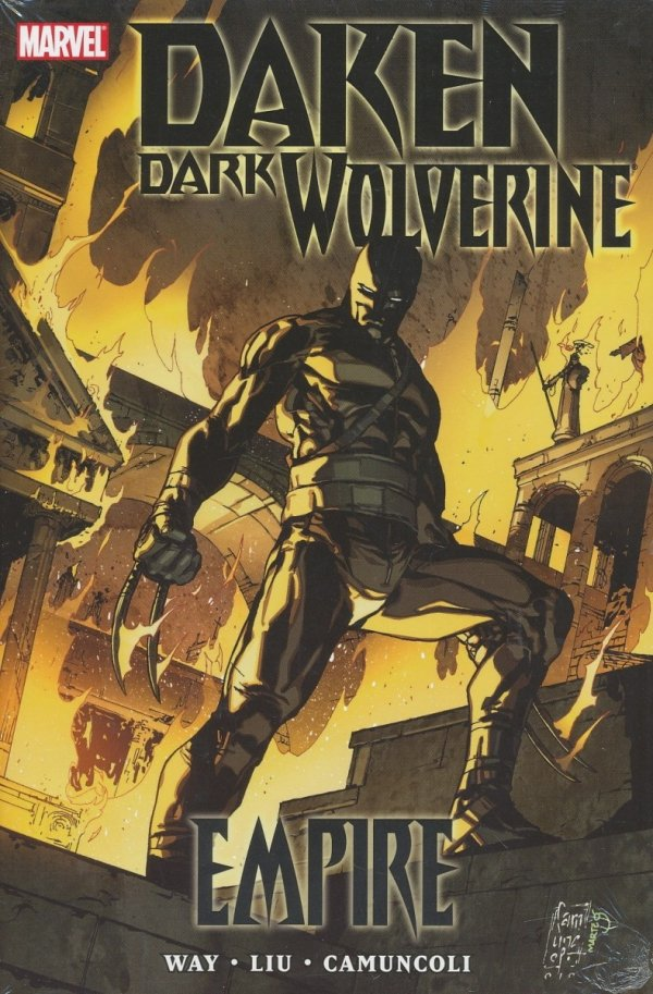 DAKEN DARK WOLVERINE EMPIRE HC *