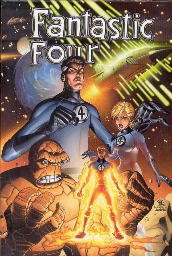 FANTASTIC FOUR VOL 01 HC *