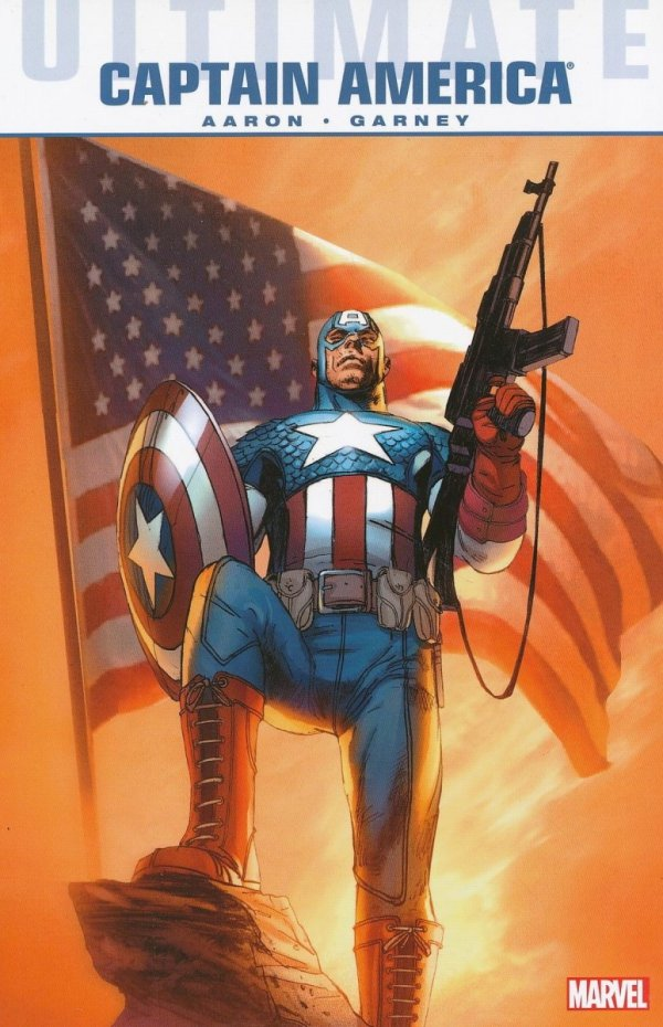 ULTIMATE COMICS CAPTAIN AMERICA SC