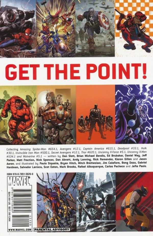 MARVEL POINT ONE SC (SUPERCENA)