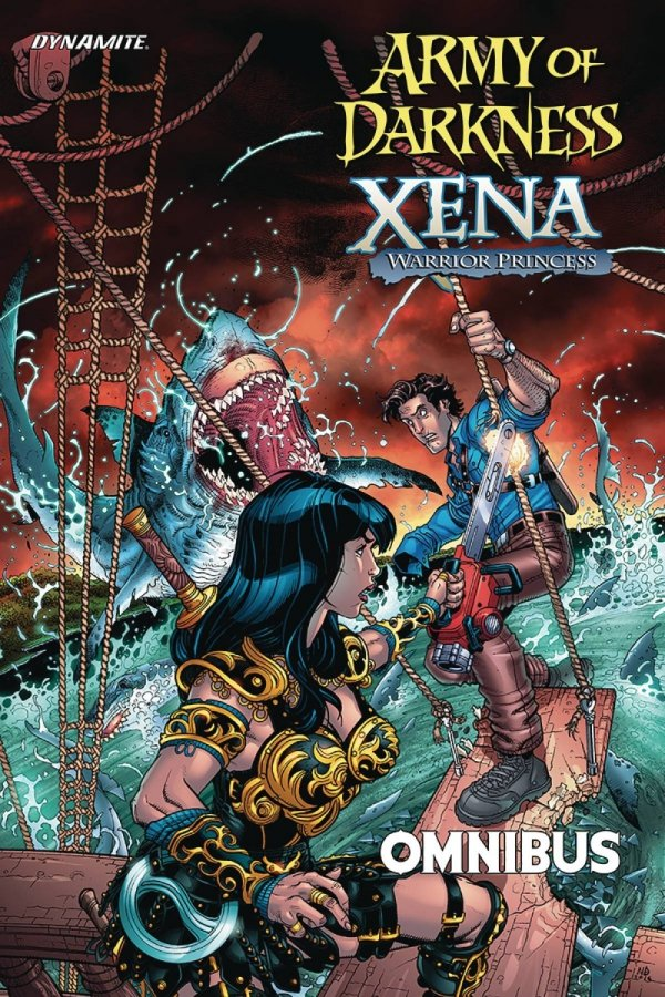 ARMY OF DARKNESS XENA OMNIBUS TP (PREORDER) *