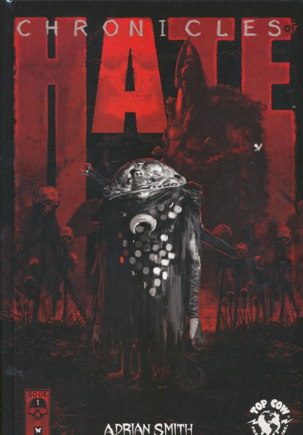 CHRONICLES OF HATE VOL 01 HC