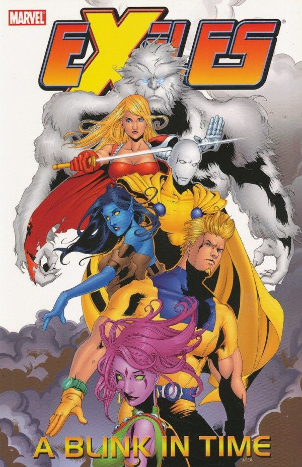 EXILES VOL 07 A BLINK IN TIME SC