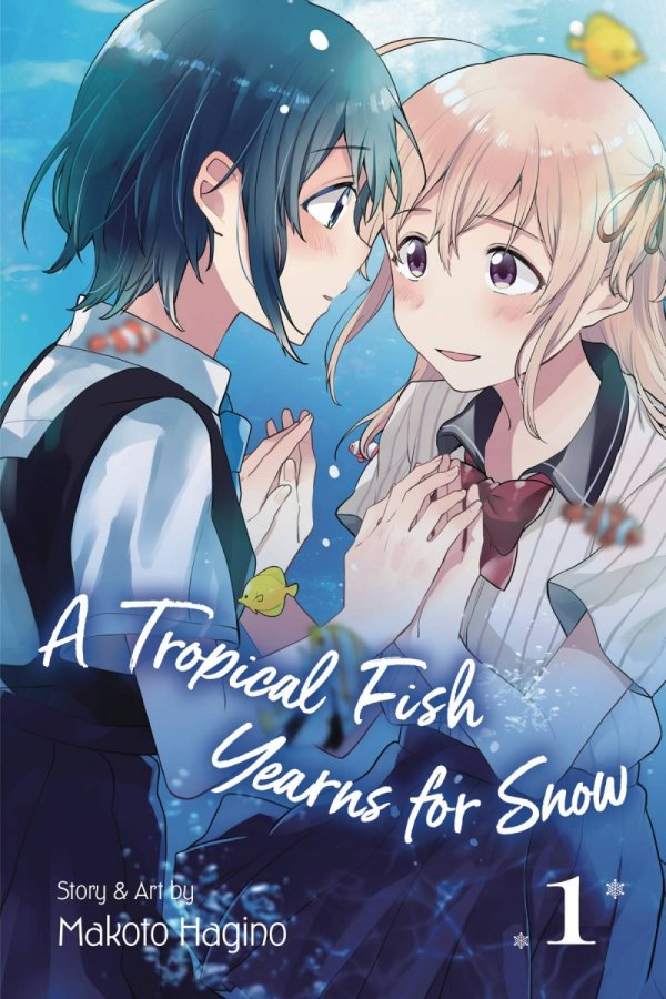TROPICAL FISH YEARNS FOR SNOW VOL 01 SC **