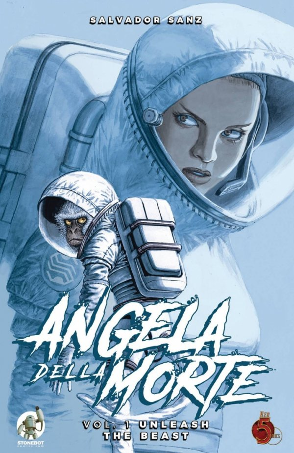 ANGELA DELLA MORTE TP VOL 01 UNLEASH THE BEAST *