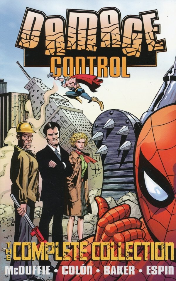 DAMAGE CONTROL THE COMPLETE COLLECTION SC