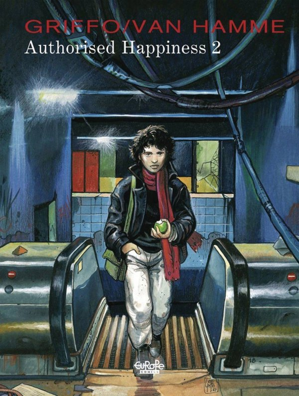 AUTHORISED HAPPINESS GN VOL 02 *