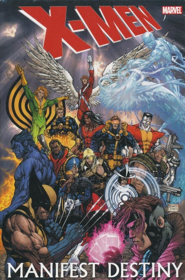 X-MEN MANIFEST DESTINY HC