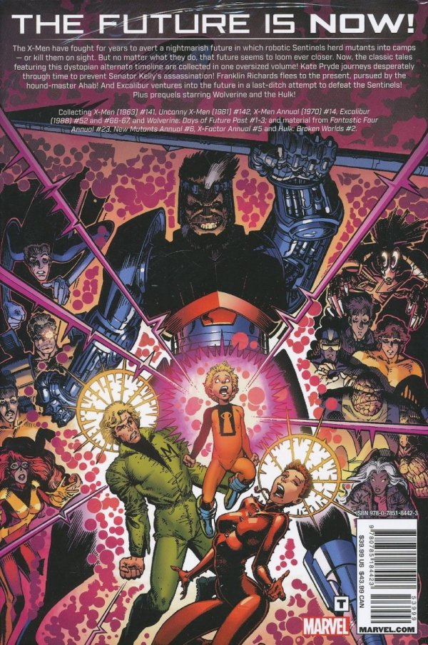 X-MEN DAYS OF FUTURE PAST HC *