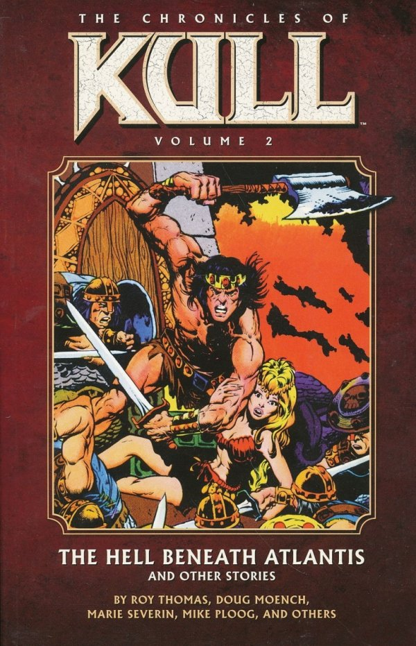 CHRONICLES OF KULL TP VOL 05 DEAD MEN O/T DEEP & OTHER STORI