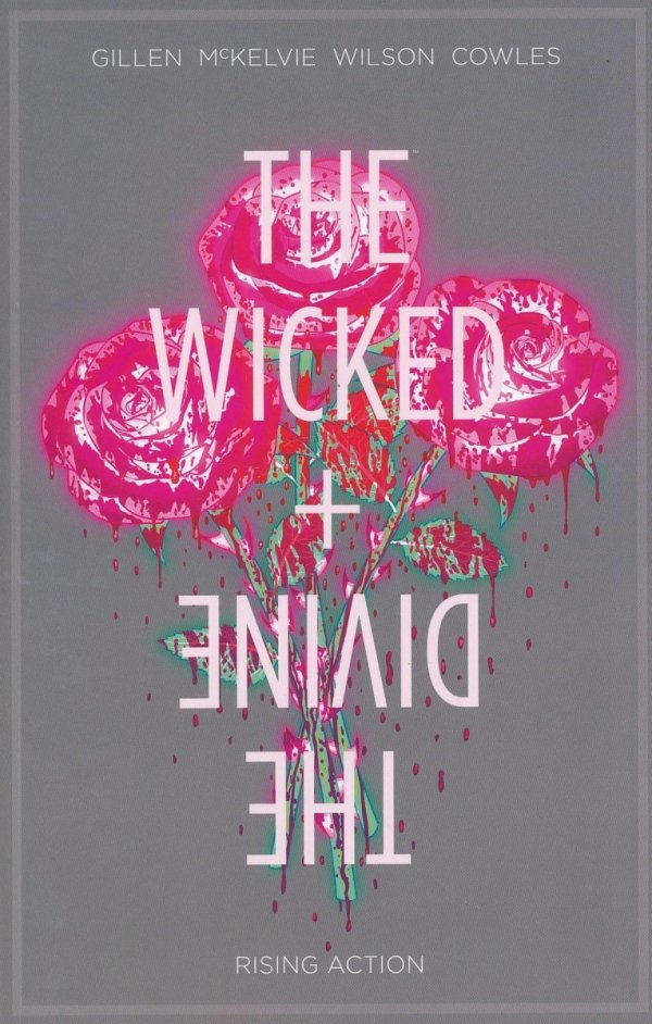 WICKED + THE DIVINE VOL 04 RISING ACTION SC
