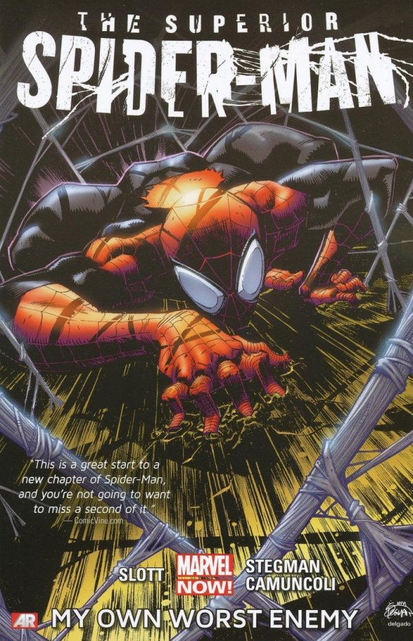 SUPERIOR SPIDER-MAN VOL 01 MY OWN WORST ENEMY SC