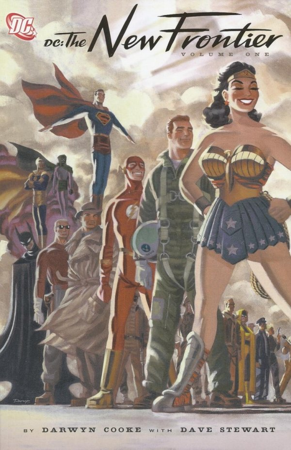 DC THE NEW FRONTIER VOL 01 SC (2005 EDITION)