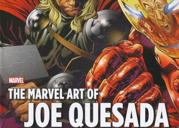 MARVEL ART OF JOE QUESADA HC (OLD EDITION) *
