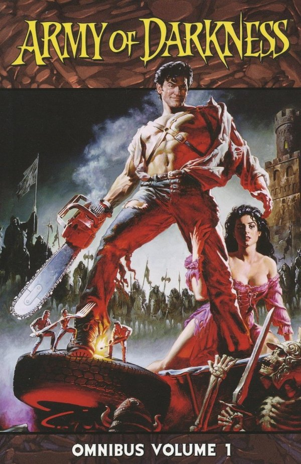 ARMY OF DARKNESS OMNIBUS VOL 01 SC **