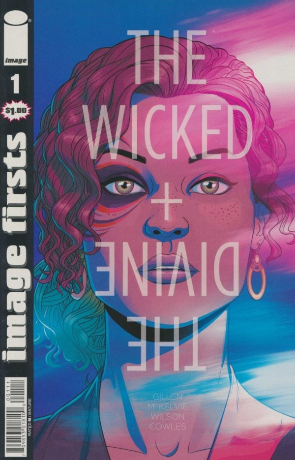 IMAGE FIRSTS WICKED AND DIVINE #1