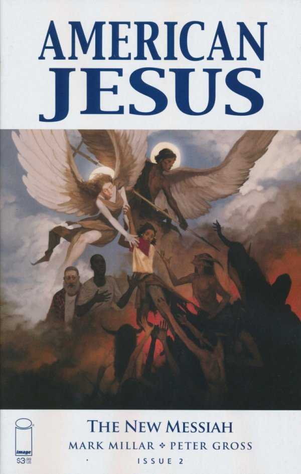 AMERICAN JESUS NEW MESSIAH #2 CVR A