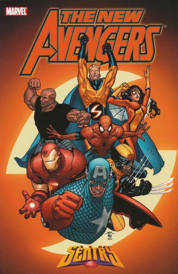 NEW AVENGERS VOL 02 SENTRY SC