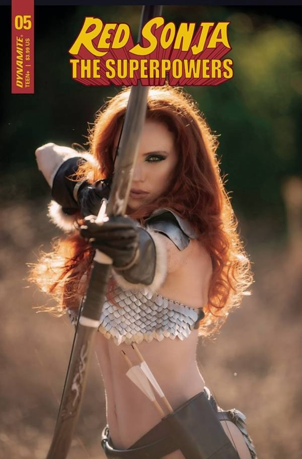 RED SONJA THE SUPERPOWERS #5 CVR H COSPLAY