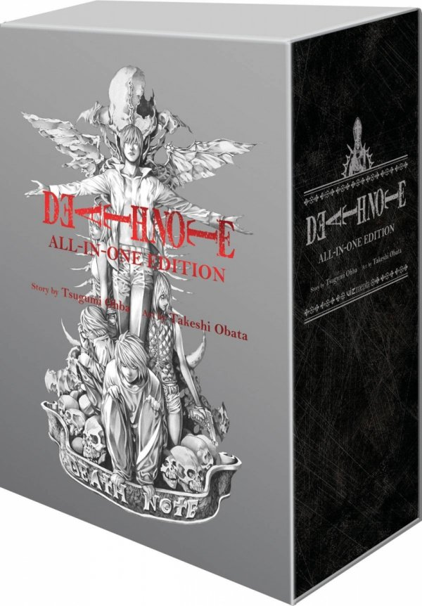 DEATH NOTE ALL IN ONE EDITION SC (BOX) **